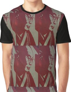 His Holiness in pop-art Graphic T-Shirt