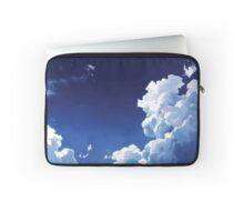CLOUDS // SHELTER Laptop Sleeve