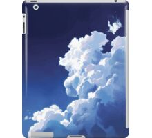 CLOUDS // SHELTER iPad Case/Skin