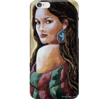 Phoenix Wrapped In Tradition iPhone Case/Skin