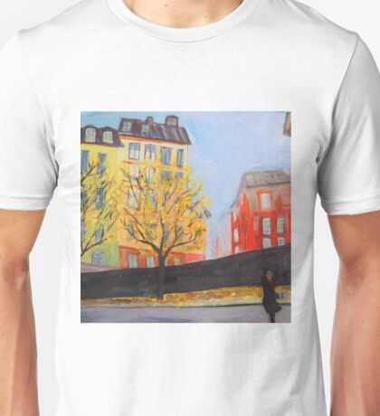 Stockholm Gamla Stan Unisex T-Shirt