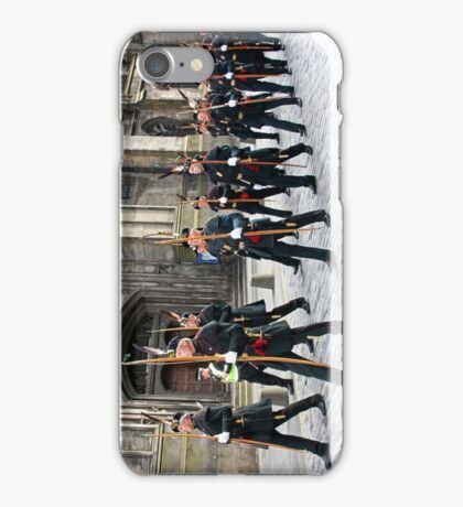 The Royal Company of Archers iPhone Case/Skin