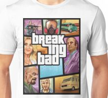 Breaking Bad - Grand Theft Auto  Unisex T-Shirt