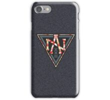 Team North Ameri#soft alt background iPhone Case/Skin
