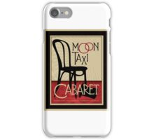 moon taxi tour 2016 iPhone Case/Skin