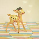 Dancing Deer by Cassia