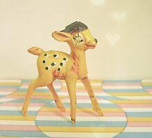 Dancing Deer by Cassia
