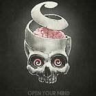 Open Your Mind! by Lukas Brezak