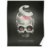 Open Your Mind! Poster