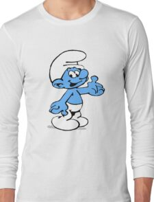 The cutest smurf! Long Sleeve T-Shirt