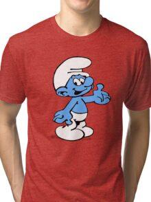The cutest smurf! Tri-blend T-Shirt