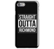 Outta Richmond iPhone Case/Skin