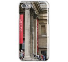 Welcome to National Gallery iPhone Case/Skin