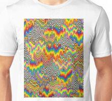 Jen Stark Drip Unisex T-Shirt