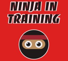 Ninja in Training by dysfunctbutrfly