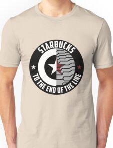 Stucky: Starbucks Parody Logo Unisex T-Shirt