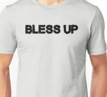 Bless Up black Unisex T-Shirt