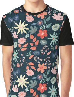 Night Garden Graphic T-Shirt