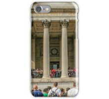 National Gallery, ...Watching You, Watching Me  iPhone Case/Skin