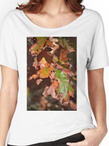 The Autumn Oaks Women's Relaxed Fit T-Shirt