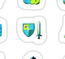 Game Jolt Category Icons - Sticker Sheet Sticker