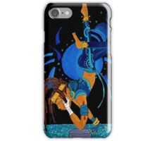 Sustah Girl Contortionist iPhone Case/Skin