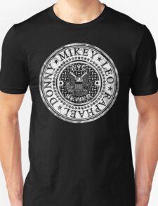 Teenage Mutant Punk Rock Turtles T-Shirt