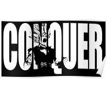 CONQUER - Teen Gohan Iconic Poster