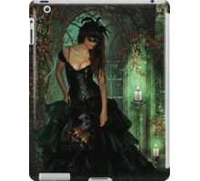 The mask thief iPad Case/Skin