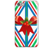Christmas present iPhone Case/Skin