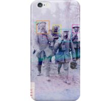WAR-TIME PRODUCTION. iPhone Case/Skin