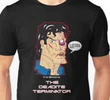 The Deadite Terminator Unisex T-Shirt