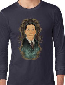 Hp Lovecraft Long Sleeve T-Shirt