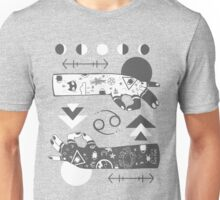 When The Moon Hits Your Eye Unisex T-Shirt