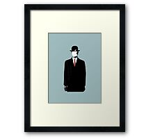 Mac - The Son Framed Print