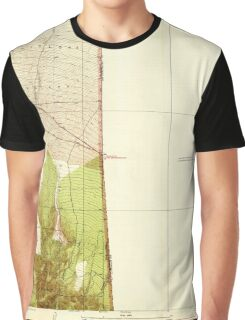 USGS TOPO Map California CA Boneyard Canyon 288537 1939 24000 geo Graphic T-Shirt