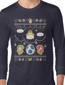 Yoshi's Woolly Wonderland Long Sleeve T-Shirt