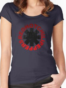 Red Hot Chili Peppers Women's Fitted Scoop T-Shirt