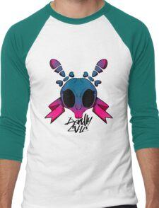 Deadly Cute Men's Baseball ¾ T-Shirt