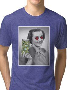Eyes, Anyone? Tri-blend T-Shirt