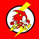 Sonic Flash by Roberto A Camacho