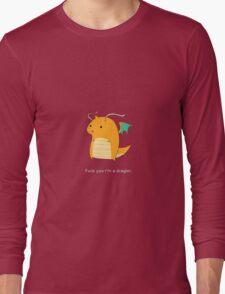 Dragonite Long Sleeve T-Shirt