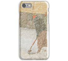 14 1480 1 chalk iPhone Case/Skin