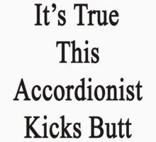 It's True This Accordionist Kicks Butt  by supernova23