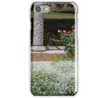 Italian Garden - Maymont Park iPhone Case/Skin