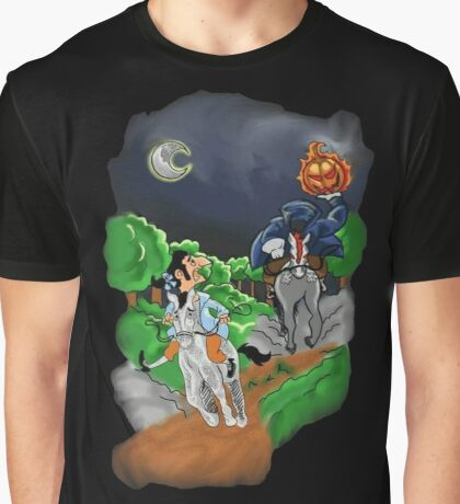Sleepy Hollow Graphic T-Shirt or iPhone case Graphic T-Shirt