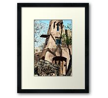 Typical Corrales Framed Print