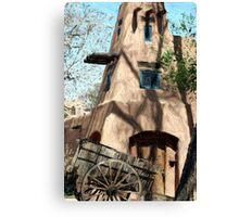 Typical Corrales Canvas Print