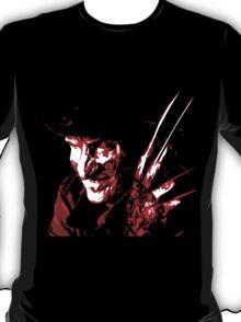 Freddy Vector Art T-Shirt