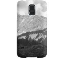 Der Alpen Aussichtspunkt Samsung Galaxy Case/Skin
